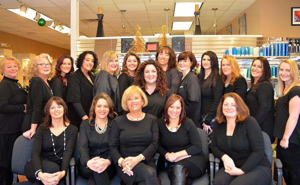 Mashpee Hair Salon | Group Photo